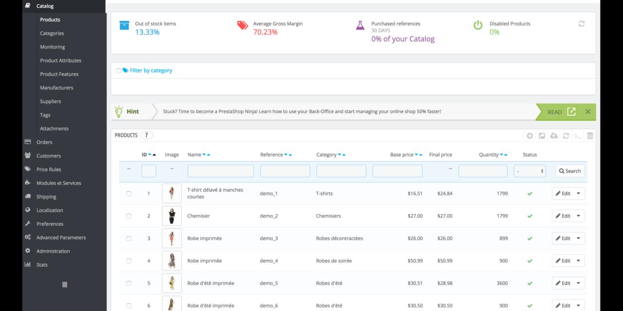 Szybka optymalizacja sklepu internetowego