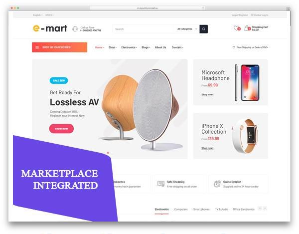 motyw marketplace prestashop