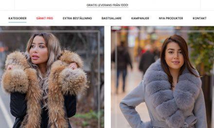 Szwedzki Sklep internetowy z modą
